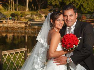 El matrimonio de Kelly y Diego 3