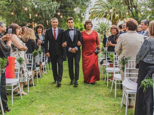 El matrimonio de Fabián y Patricia en Quintero, Valparaíso 1
