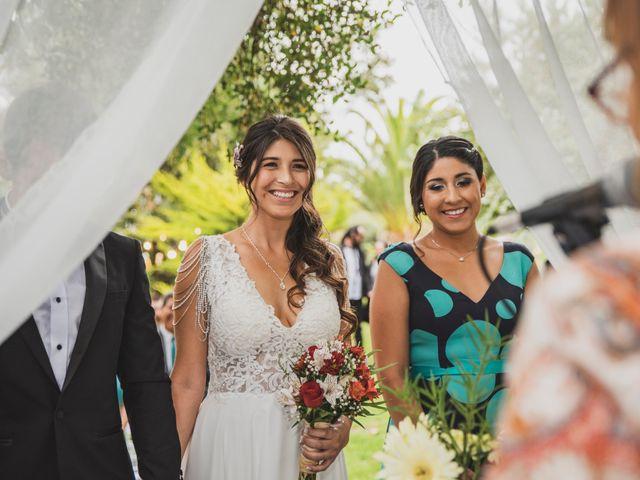 El matrimonio de Fabián y Patricia en Quintero, Valparaíso 4