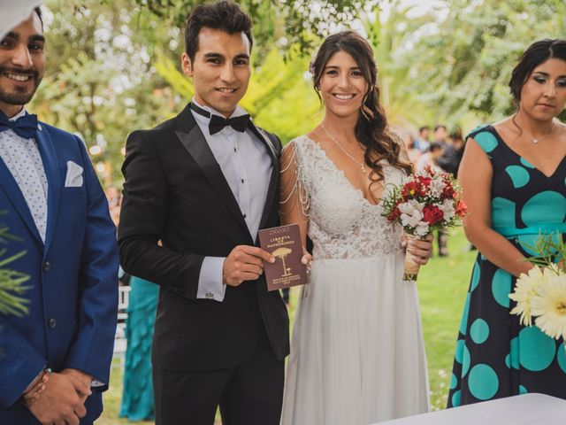 El matrimonio de Fabián y Patricia en Quintero, Valparaíso 6