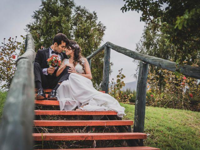 El matrimonio de Patricia y Fabián