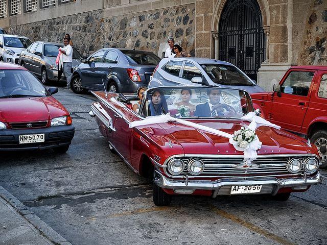 El matrimonio de Leslie y Pablo en Viña del Mar, Valparaíso 5
