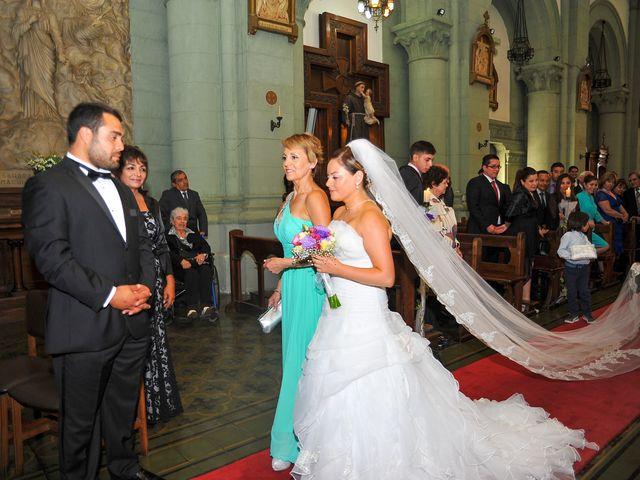 El matrimonio de Leslie y Pablo en Viña del Mar, Valparaíso 7