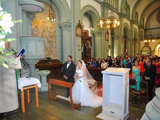 El matrimonio de Leslie y Pablo en Viña del Mar, Valparaíso 8