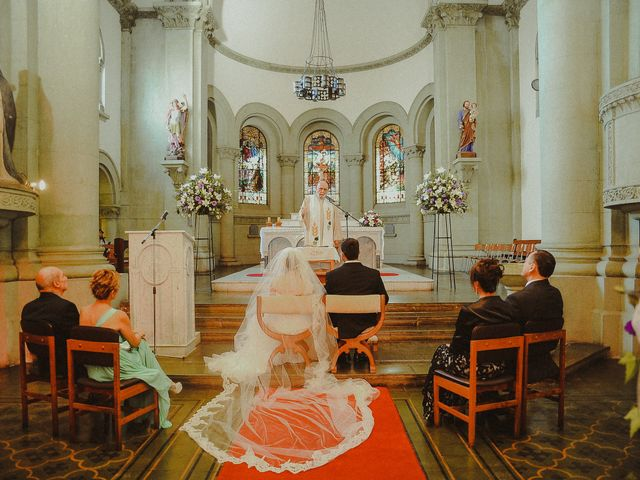 El matrimonio de Leslie y Pablo en Viña del Mar, Valparaíso 9