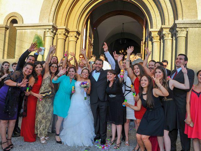 El matrimonio de Leslie y Pablo en Viña del Mar, Valparaíso 15