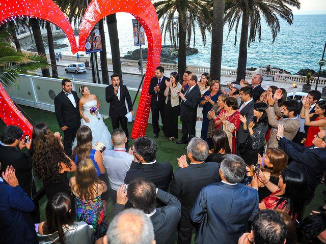 El matrimonio de Leslie y Pablo en Viña del Mar, Valparaíso 24