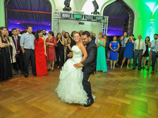 El matrimonio de Leslie y Pablo en Viña del Mar, Valparaíso 29