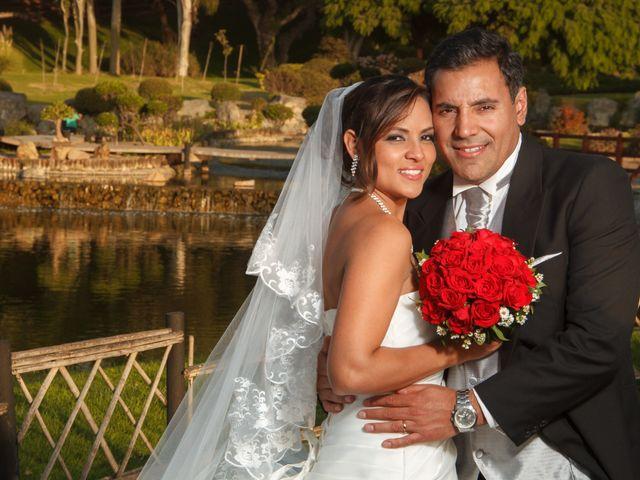 El matrimonio de Kelly y Diego