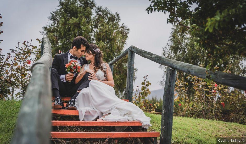 El matrimonio de Fabián y Patricia en Quintero, Valparaíso