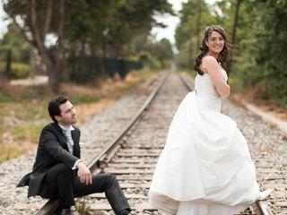 El matrimonio de Loreto y Claudio