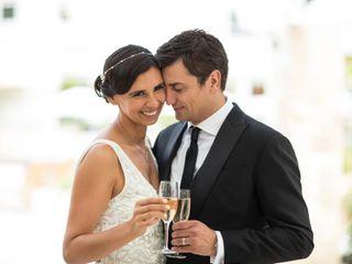 El matrimonio de Marcela y José Luis