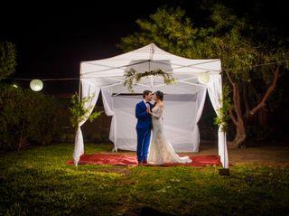 El matrimonio de Yoseline y Mauricio
