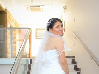 El matrimonio de Valeska y Eric 3