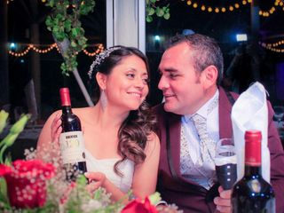 El matrimonio de Valeska y Eric