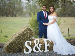 El matrimonio de Fransheska y Steven