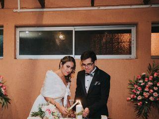 El matrimonio de Ximena y Darwin 3