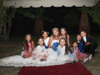 El matrimonio de Andrea y Miguel 3
