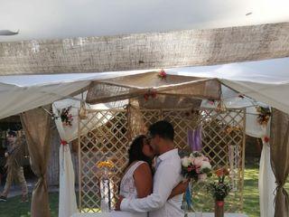 El matrimonio de Marcela  y Oscar 2