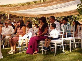 El matrimonio de Marcela  y Oscar 3