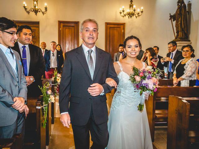 El matrimonio de Lorenzo y Maca en Rancagua, Cachapoal 12