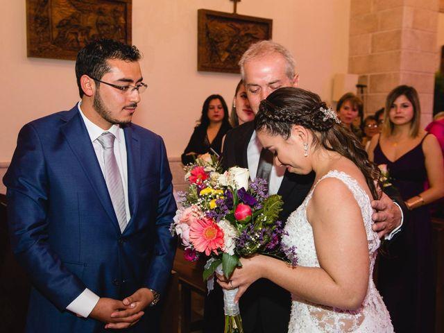 El matrimonio de Lorenzo y Maca en Rancagua, Cachapoal 13