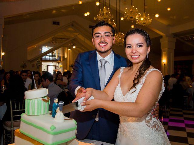 El matrimonio de Maca y Lorenzo