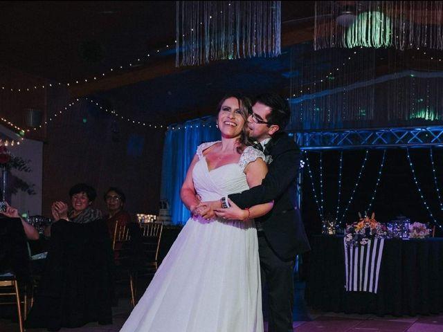 El matrimonio de Ximena y Darwin