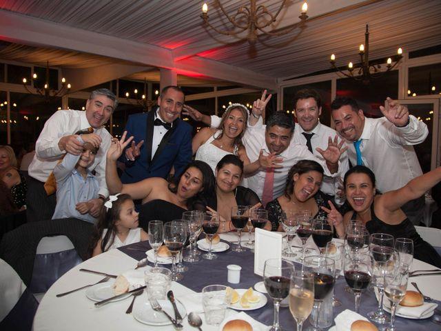 El matrimonio de Miguel y Andrea en Calera de Tango, Maipo 8