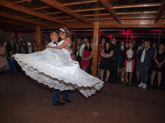 El matrimonio de Miguel y Andrea en Calera de Tango, Maipo 9