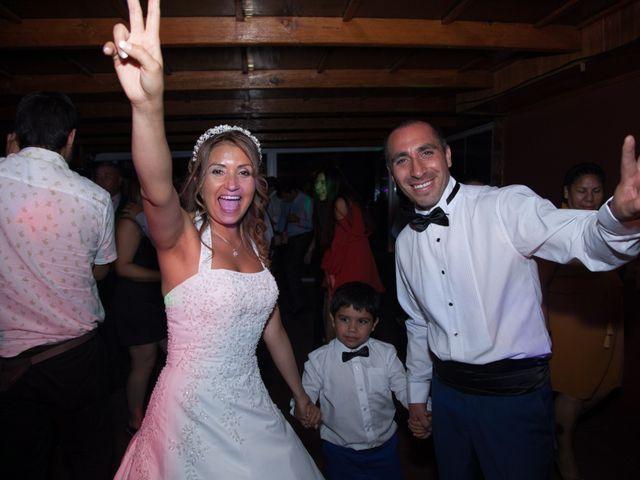 El matrimonio de Miguel y Andrea en Calera de Tango, Maipo 10