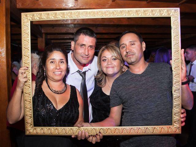 El matrimonio de Miguel y Andrea en Calera de Tango, Maipo 12
