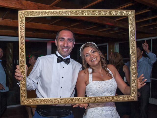 El matrimonio de Miguel y Andrea en Calera de Tango, Maipo 13