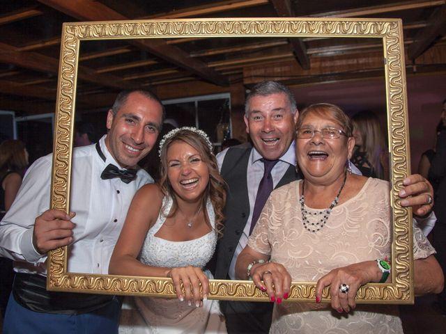 El matrimonio de Miguel y Andrea en Calera de Tango, Maipo 14