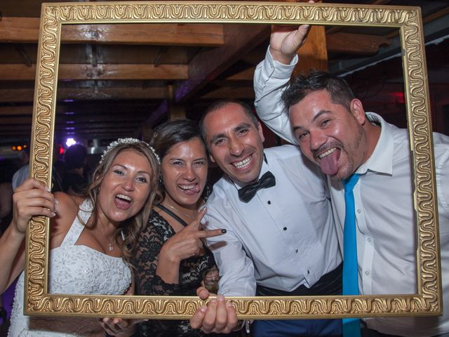 El matrimonio de Miguel y Andrea en Calera de Tango, Maipo 15