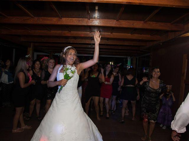 El matrimonio de Miguel y Andrea en Calera de Tango, Maipo 17