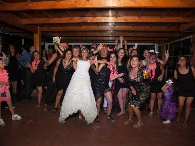 El matrimonio de Miguel y Andrea en Calera de Tango, Maipo 18