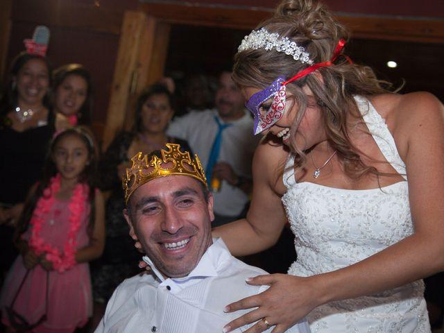 El matrimonio de Miguel y Andrea en Calera de Tango, Maipo 1