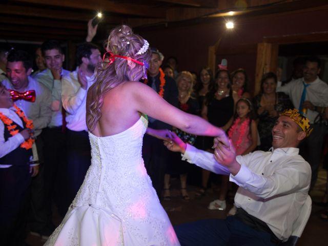 El matrimonio de Miguel y Andrea en Calera de Tango, Maipo 20