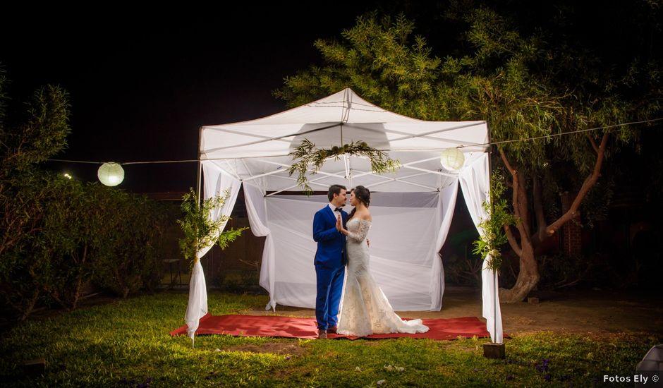 El matrimonio de Mauricio y Yoseline en Arica, Arica