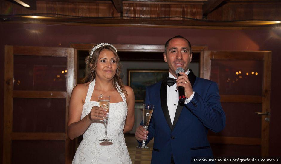 El matrimonio de Miguel y Andrea en Calera de Tango, Maipo