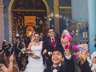 El matrimonio de Ricardo y Paola