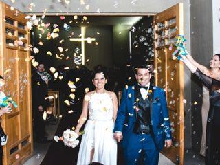 El matrimonio de Mario y Fabiola