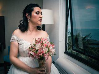 El matrimonio de Arlyn y José 1