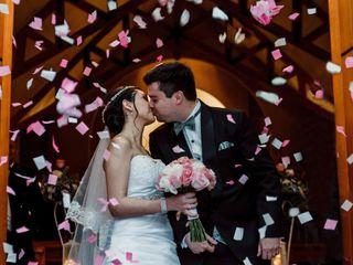 El matrimonio de Danitcia y Ignacio