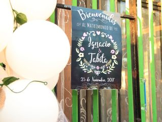 El matrimonio de Tabita y Ignacio 3