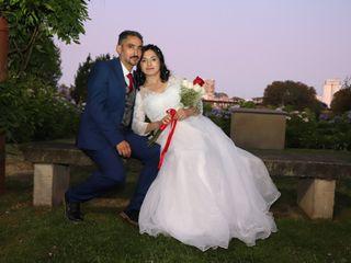 El matrimonio de Eulogia y Jose Luis