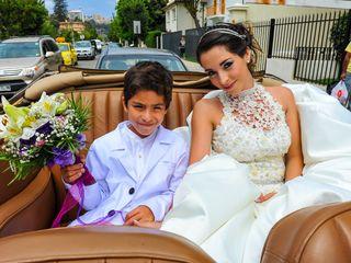 El matrimonio de Italo y Francisca 3