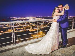 El matrimonio de Carla y Leonardo