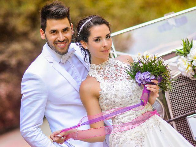 El matrimonio de Italo y Francisca
